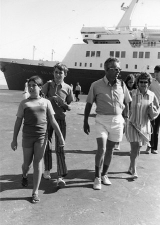 1973 summer vacation